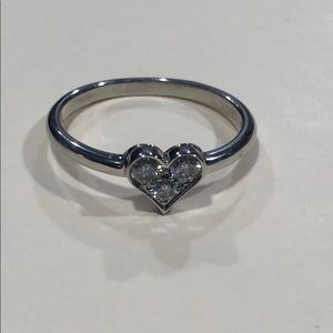 Tiffany Hearts ring